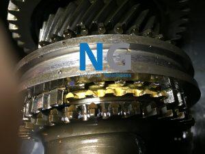 Movano 5-Speed PF1 AA 011 REVERSE HUB & 5TH HUB