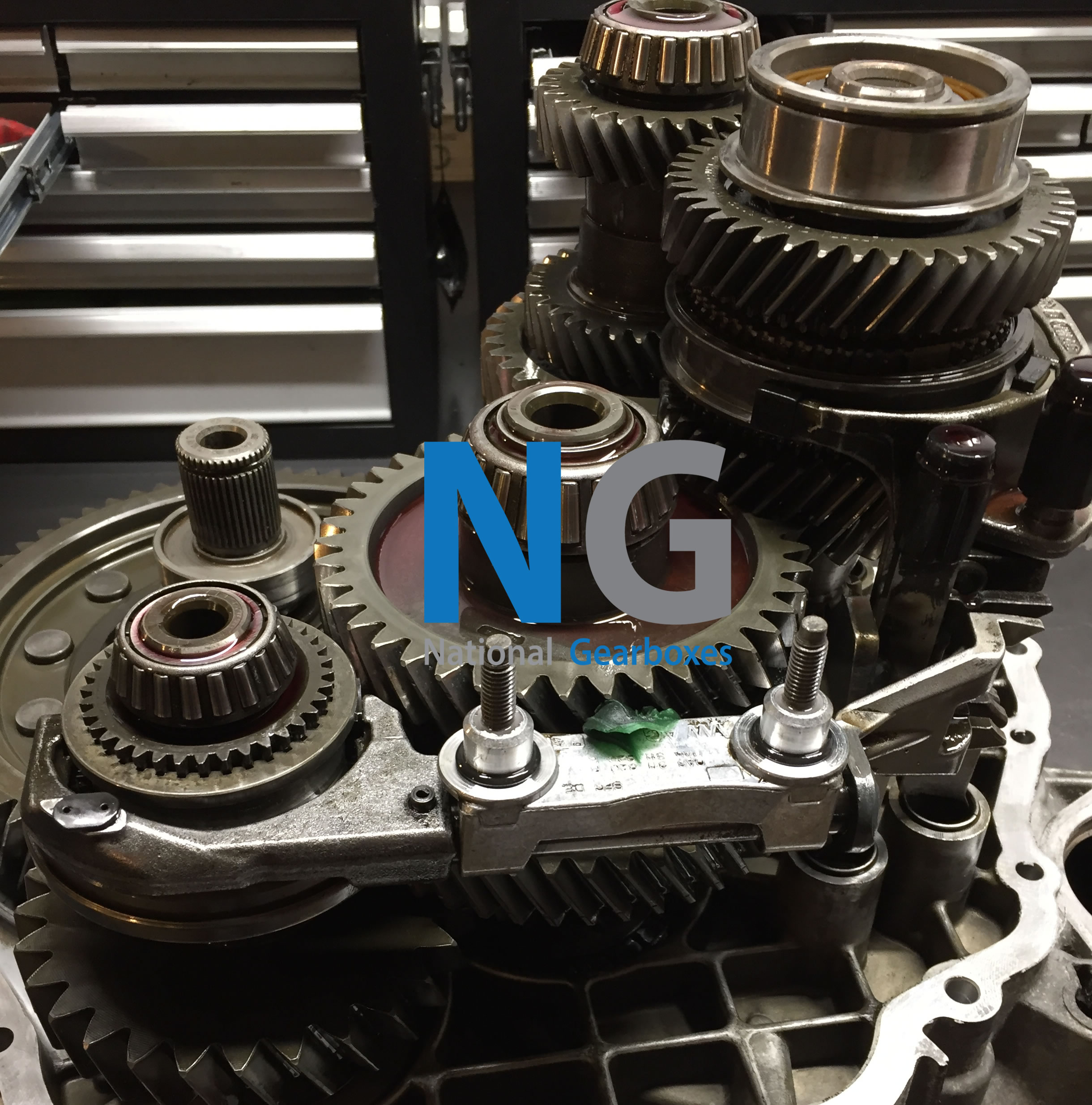 Tiguan OA6 4x4 Gearbox - Reconditioned Gearboxes Lowestoft