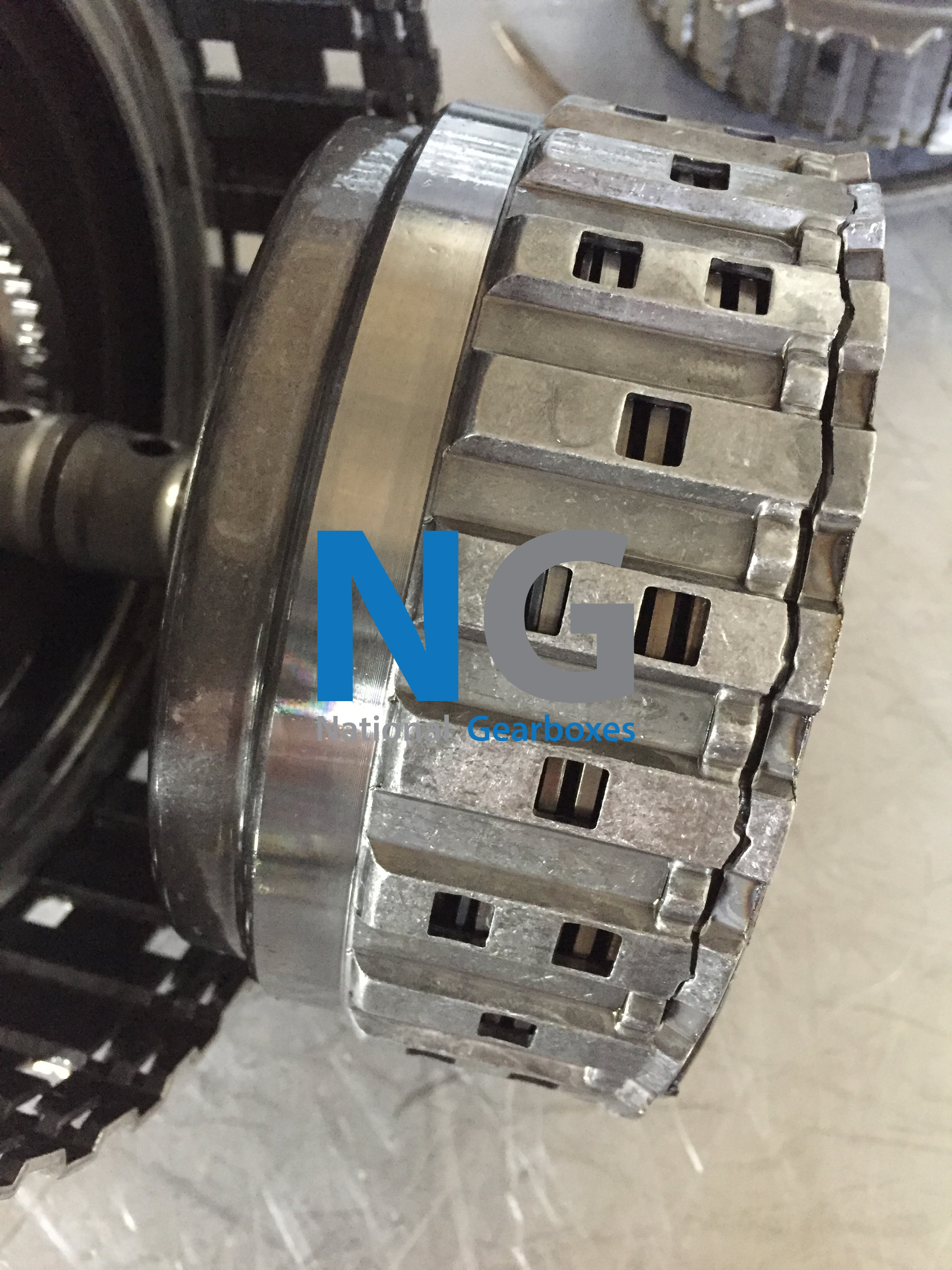 ZF 5HP 24 - Reconditioned Gearboxes Lowestoft