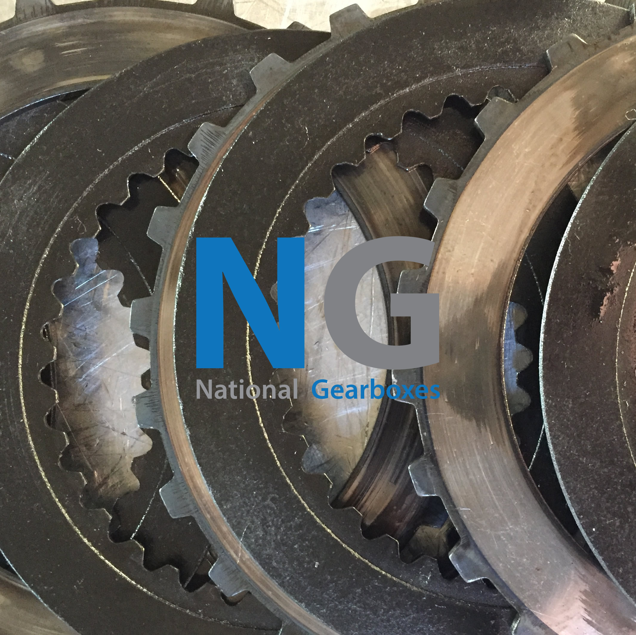 LANDROVER TRANSMISSION ZF4H22 BURNT CLUTCHES