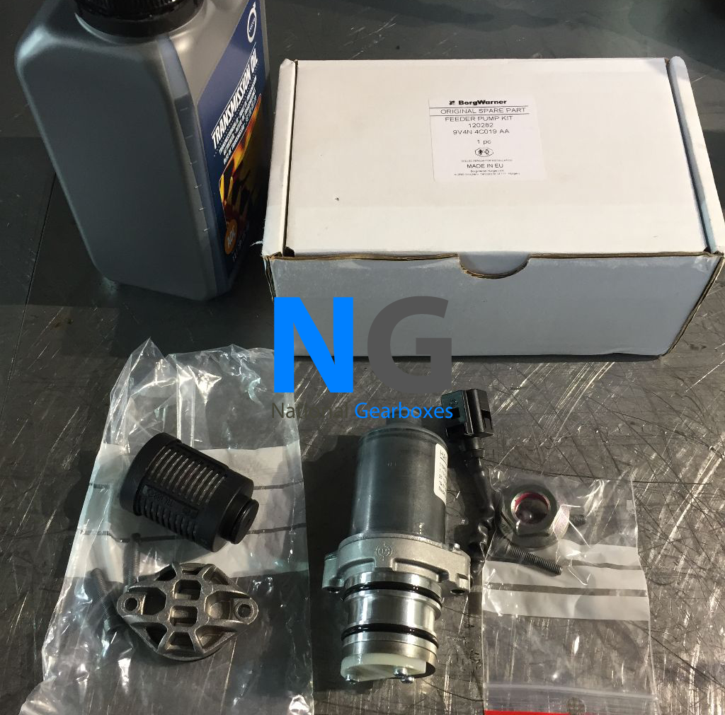 Ford Kuga Haldex Pump Overhaul Kit