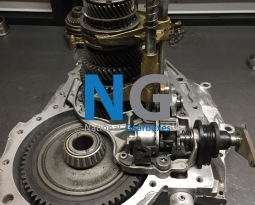Citroen C2 5 speed Gearbox