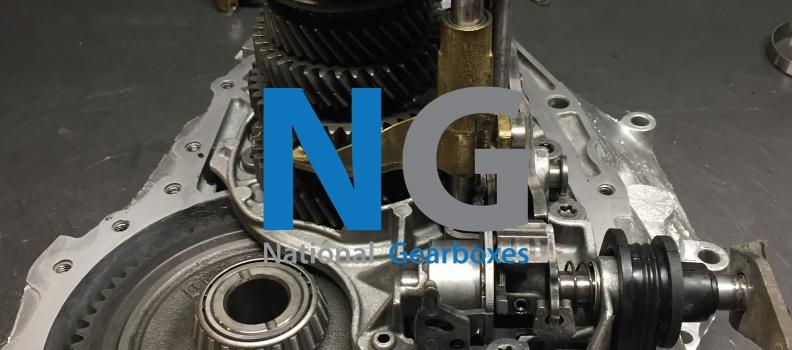Citroen C2 5 speed Gearbox