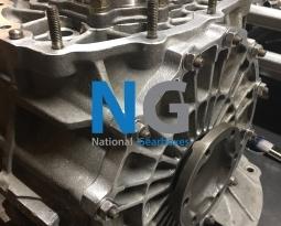 Porsche 911 gearbox repair